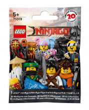 71019 LEGO® Ninjago Movie Series, no 5 gadiem