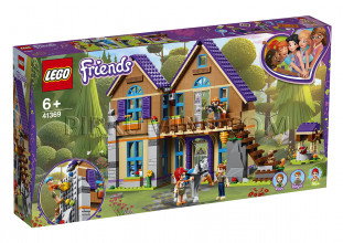 41369 LEGO® Friends Mia māja, no 6+ gadiem NEW 2019